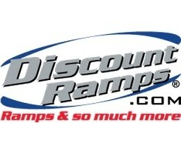 DiscountRamps.com coupon codes