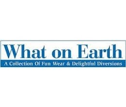 WhatOnEarthCatalog.com coupon codes