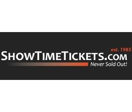 ShowTimeTickets.com promo codes
