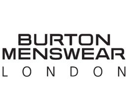 Burton Menswear London promo codes