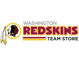 Washington Redskins Store coupon codes
