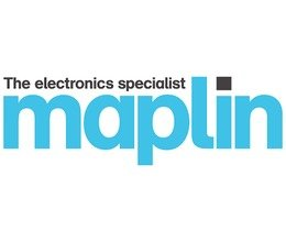 Maplin UK promo codes