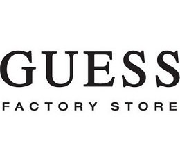 GUESS factory store ca promo codes