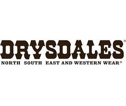Dec. - Find the best 30 Drysdales coupons, promo codes and get free shipping Most popular: Up to 75% Off Western Jeans.
