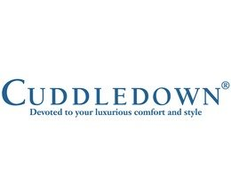 Cuddledown.com coupon codes