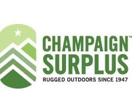 ChampaignSurplus.com coupon codes