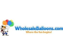 WholesaleBalloons.com coupons