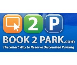 Book2Park.com coupons