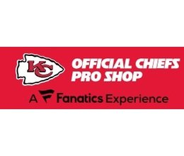 KC Chiefs Pro Shop promo codes