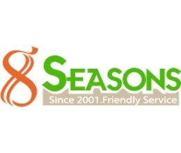 8Seasons - Jewelry and Beads Supplier coupon codes
