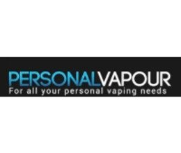 PersonalVapour.com coupon codes