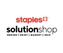 Staples Solution Shop coupon codes