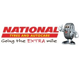 National Tyres and Autocare coupon codes