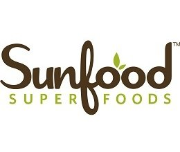 Sunfood.com coupon codes